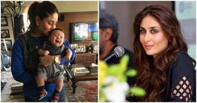 Kareena Kapoor Says That Motherhood Hasn't Affected Her Career