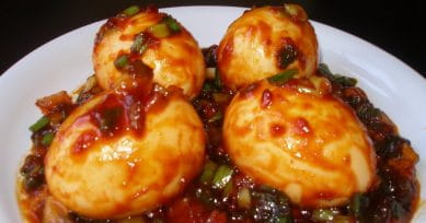 How To Make The Most Delicious Egg Manchurian