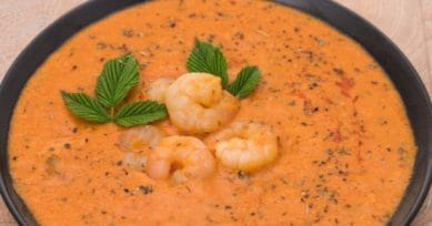 Lunch Special: Spicy Prawn Goan Curry