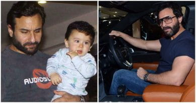 What Is Papa Saif Ali Khan's Gift To Taimur On His First Children's Day?