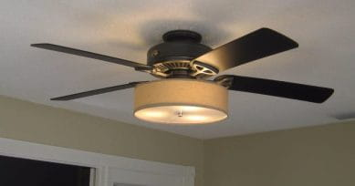 5 Fans To Choose From For Your House