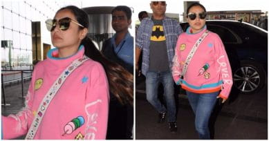 Why Has Rani Mukherji's Latest Outing Invited The Wrath Of The Style Mafia?
