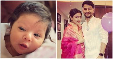 The First Photo Of Soha Ali Khan & Kunal Khemmu's Baby Is Here