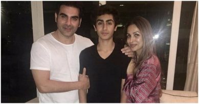 In Pics: Ex-couple Malaika Arora & Arbaaz Khan Come Together For Their Son's B'Day