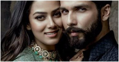 Shahid And Mira Kapoor Slay In Latest Magazine Photoshoot