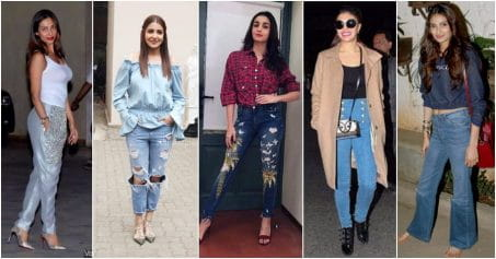 5 Types Of Jeans That Are Trending Right Now!