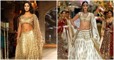 5 Golden Lehengas To Try This Wedding Season