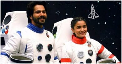 'Astronauts' Alia Bhatt & Varun Dhawan Are Headed To The Moon