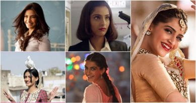 10 Years Of Sonam Kapoor: 5 Iconic Roles That Defined Her Career