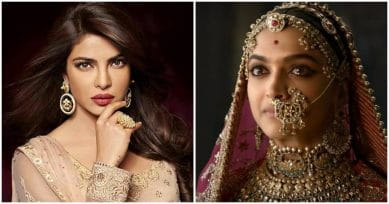 Is Priyanka Chopra Being Paid The Same Amount For A Dance Performance That Deepika Padukone Received For Acting In Padmavati?