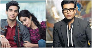 Karan Johar Launches Star Kids; Twitterati Sides With Kangana Accusing Him Of Nepotism