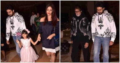 In Pics: Look How Abhishek & Aishwarya Celebrated Little Aaradhya's B'Day Yesterday