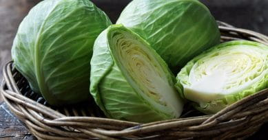 5 Health Benefits Of Eating Cabbage