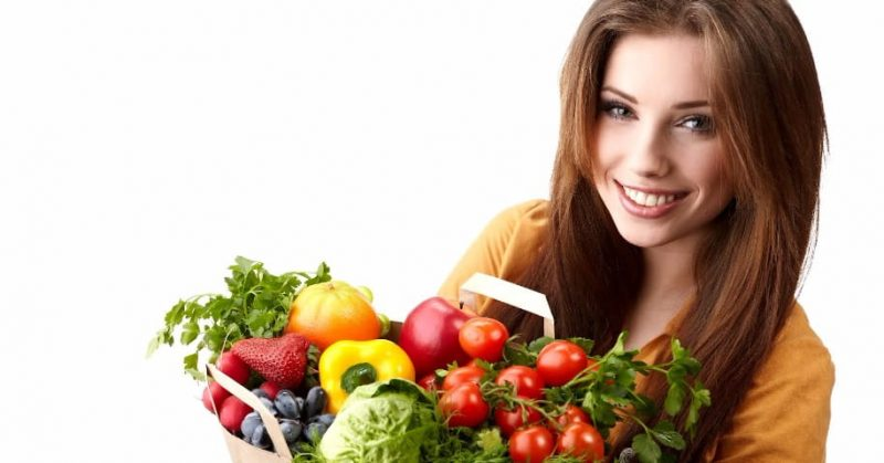 Top 10 Super Foods For Healthy Hair Beauty
