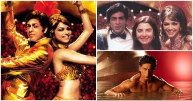 Farah Khan Shares Throwback Pictures On Om Shanti Om's 10th Anniversary