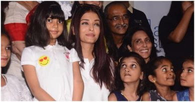 Aishwarya Celebrates Her Late Father's B'Day With A Noble Initiative