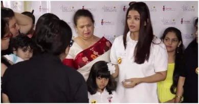 Aishwarya Rai Bachchan Reduced To Tears By Photographers