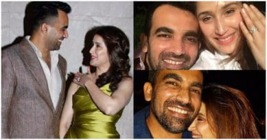 Zaheer Khan-Sagarika Ghatge Are All Set To Tie The Knot Today