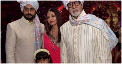 In Pics: The Bachchans Attending A Wedding Together Make For The Perfect Family Album