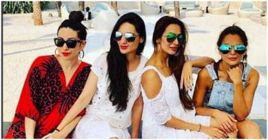 In Pics: Karisma Kapoor, Malaika & Amrita Arora On Vacation Are Friendship Goals