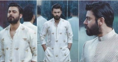Fawad Khan's Latest Pictures Are Too Hot To Handle