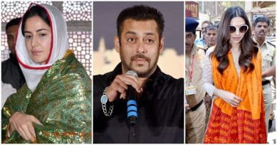 6 Bollywood Stars Who Believe In Superstitions For Good Luck