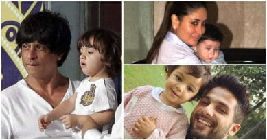6 Bollywood Babies That Are Stealing The Limelight From Their Parents