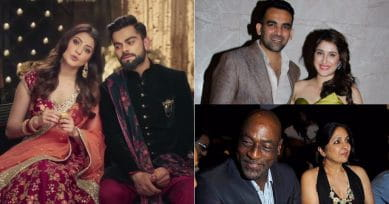 10 Incredible Love Stories Of Bollywood And Cricket Stars