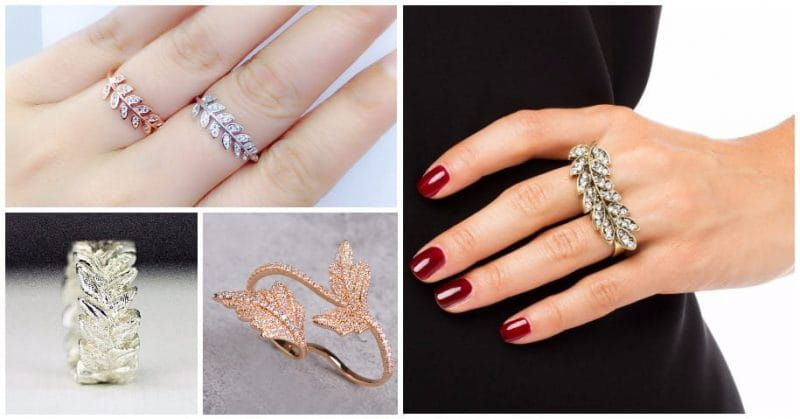 5 Types Of Leaf Rings For Every Occasion