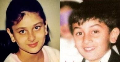 Blast From The Past: These Childhood Pictures Of Ranbir Kapoor And Kareena Kapoor Will Make Your Day