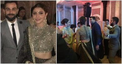 Virat Kohli & Anushka Sharma Burn The Dance Floor At Zaheer-Sagarika's Wedding Reception