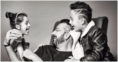 Actor Sanjay Dutt Reveals Why He Can Never Be A Friend To His Twins