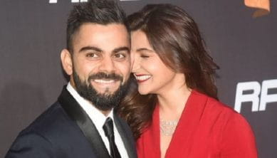 In Pics: Virat Kohli & Anushka Sharma Look So Much In Love
