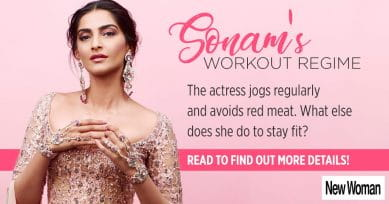 Celebrity Fitness: Sonam Kapoor's Fitness Secrets