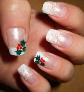 9 Easy Nail Art Designs For Christmas Beauty
