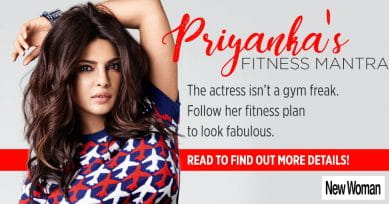 Celebrity Fitness: Here's How Priyanka Chopra Keeps Fit