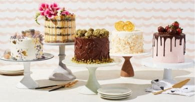 Bake The Perfect Tempting Cake This New Year