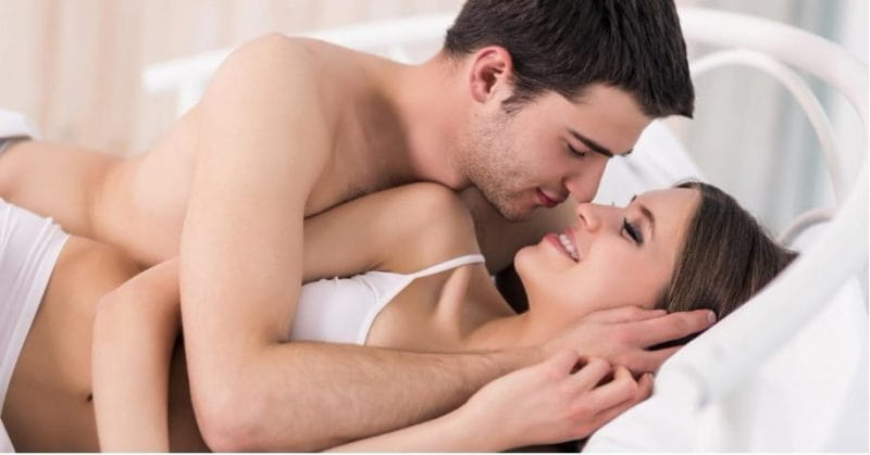 Romantic sex postions