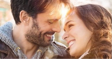5 Signs That You're In Love