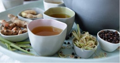 5 Health Benefits Of Lemongrass Tea