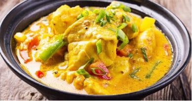 Fish Special: Thai Fish Curry Recipe