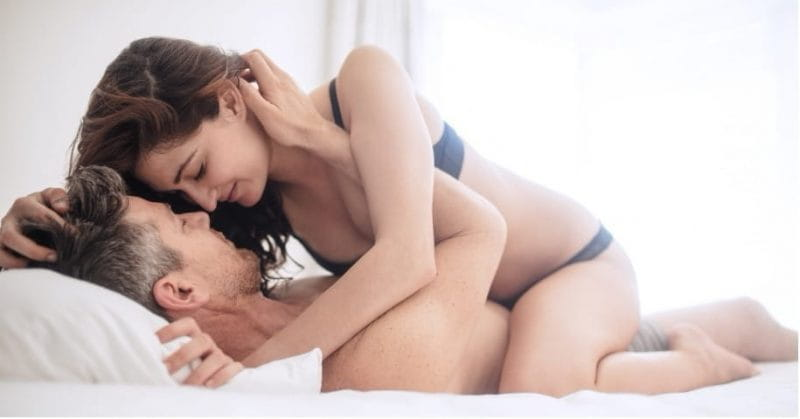4 Daring Sex Positions To Try In Bed