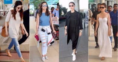 5 Easy Ways to Look Chic at the Airport