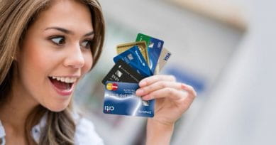 5 Benefits Of Using A Credit/Debit Card