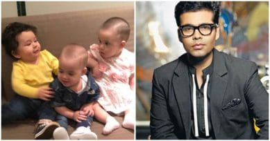 Karan Johar Writes Yet Another Heartwarming Letter To His Kids