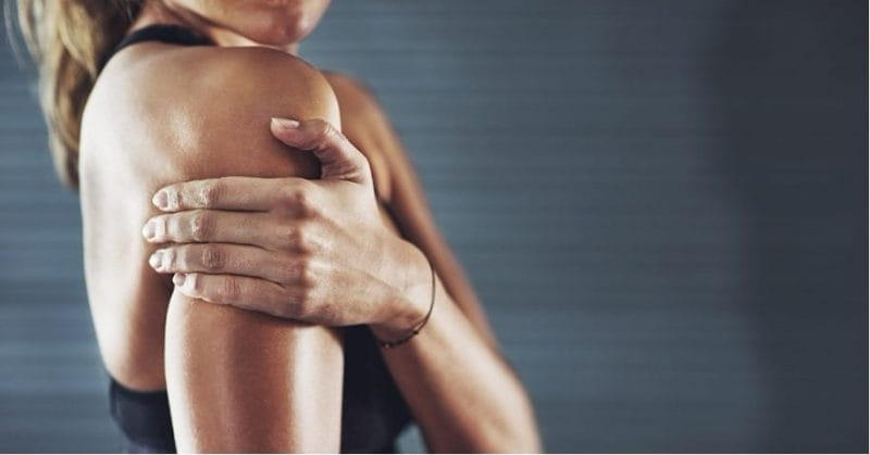 5 Ways To Get Rid Of Sore Muscles