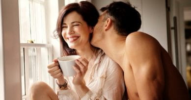 5 Phrases That'll Get Your Man In The Mood