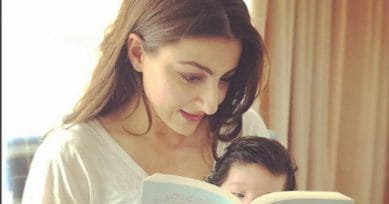 Soha Ali Khan's Picture With Her Daughter Is Super Cute!