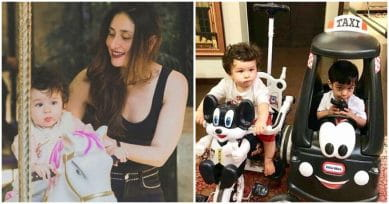 MUST-SEE PICS: Taimur's First Birthday With Toy Horses, Merry-go-rounds & A Toy Train