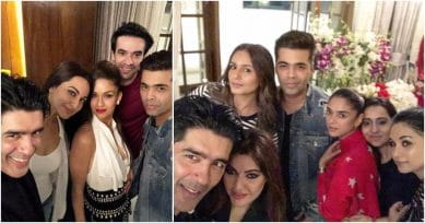 Manish Malhotra Turns 52, Celebrates Birthday With Karan Johar, Sonakshi Sinha Among Others